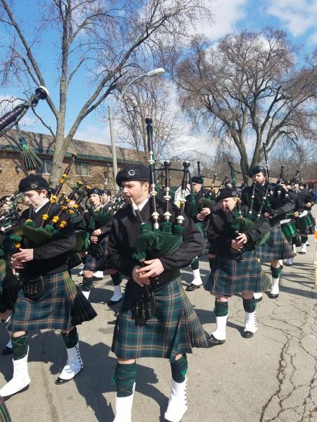 Elmhurst St. Pats Parade 2017 2
