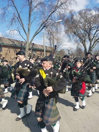Elmhurst St. Pats Parade 2017