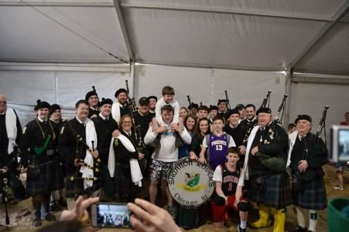 Polar Plunge Special Olympics 2017- 2 Carden family