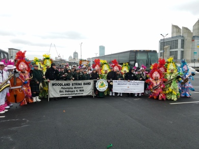 Rovers and Mummers Boston 2017