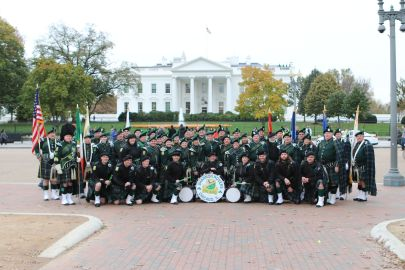 Band group pic White House 2